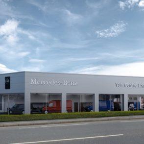 Merc Benz Vans, Exeter