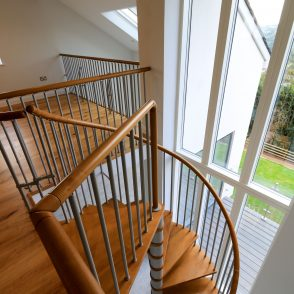 Kingskerswell - staircase